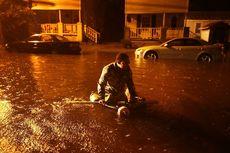 Terjangan Badai Florence di AS Renggut 13 Korban Jiwa