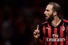 Gonzalo Higuain Bisa Bantu Pemain AC Milan Berkembang