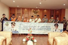 Rp 2 Miliar dari Jawa Barat untuk Korban Bencana Sulawesi Tengah