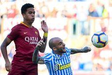 Hasil Liga Italia, Beda Nasib AS Roma, Juventus, dan Napoli