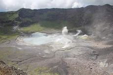 Dana Desa, Angkat Potensi Taman Wisata Alam Bukit Kaba di Bengkulu