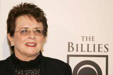 Biografi Tokoh Dunia: Billie Jean King, Mantan Petenis Nomor Satu Dunia