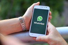 WhatsApp Uji Coba Kunci Percakapan dengan Sidik Jari
