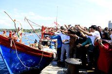 Ekspedisi Pionir Kapal Dagang Perdana Aceh-India Diluncurkan