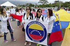Dokter di Venezuela Desak Maduro Izinkan Masuknya Bantuan Kemanusiaan