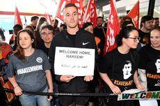 Dibebaskan Thailand, Pesepak Bola Bahrain Pulang ke Melbourne