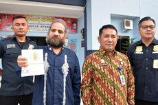 WNA Asal Mesir yang Jadi Pengemis di Riau Dideportasi