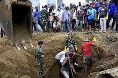 Bearada di Lahan Klinik, Kuburan Korban Tsunami Aceh Dipindahkan