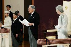 Setelah Turun Takhta, Akihito Bakal Bergelar