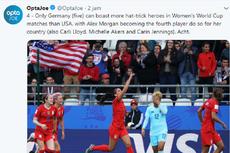 Piala Dunia Wanita, Menang 13-0, Timnas Putri AS Mendapat Kecaman