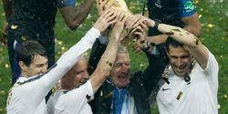 Piala Dunia 2018 Pelipur Lara Perancis yang Gagal di Piala Eropa 2016