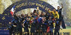 Meski Juara Dunia, Skuad Perancis Belum Layak Disebut Generasi Emas