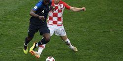 """Perancis Juara Piala Dunia 2018, Pogba """"Kirim Pesan"""" untuk Pengkritik"""