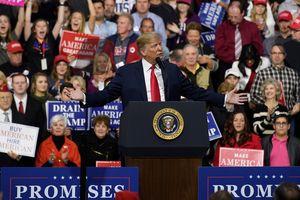 Resmi, Trump Serukan Perang Dagang dengan China