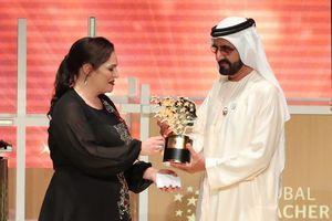 Kisah Guru di Inggris Menang Penghargaan Berhadiah Rp 13 Miliar