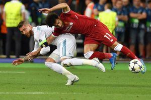 Lampard dan Ferdinand Benarkan Tindakan Sergio Ramos terhadap Mo Salah