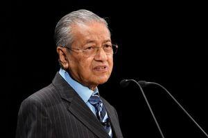 Mahathir Ingin Tingkatkan Hubungan dengan China, Tapi...