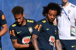 Susunan Pemain Brasil Vs Swiss, Marcelo Pimpin Tim Samba