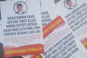 Jelang Pencoblosan, Ridwan Kamil Diserang Kampanye Hitam