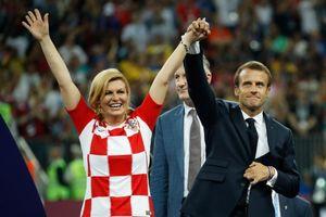 Mengenal Presiden Kroasia yang Curi Perhatian di Final Piala Dunia