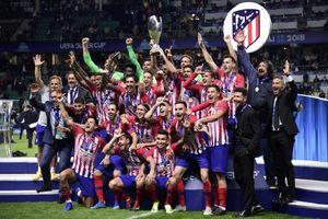 Kalahkan Real Madrid dalam 120 Menit, Atletico Juara Piala Super Eropa