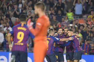 Hasil Barcelona Vs Sevilla, Messi dkk Kembali ke Puncak Klasemen
