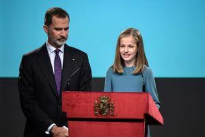 Mengenal Putri Leonor, Gadis 13 Tahun Pewaris Takhta Kerajaan Spanyol