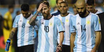 Timnas Argentina, Coba Hapus Nasib Sial 3 Final