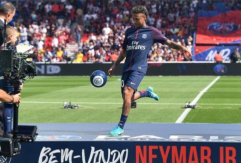 Neymar Jadi Penyebab Rusaknya Pasar Transfer