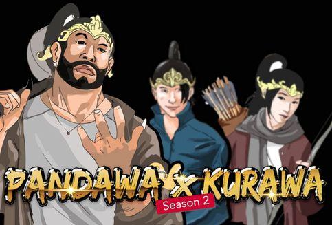 PandawaXKurawa 3 Ep2: Arjuna Melawan Ratusan Perampok