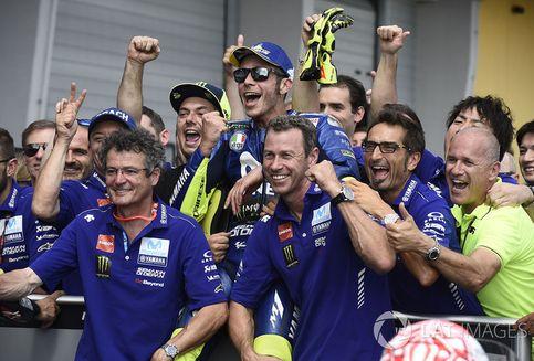Staf Yamaha Enggan Bertemu Valentino Rossi