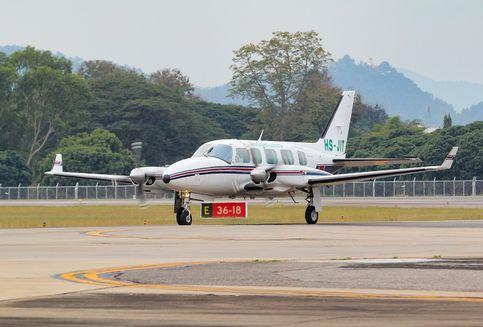 Bandara Terlewat Sejauh 46 Kilometer akibat Pilot Ketiduran
