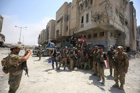 6 Bulan Pasca-Perang, Mayat Anggota ISIS Masih Bertebaran di Mosul