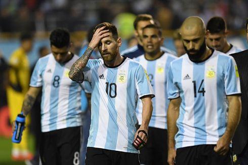 Scaloni Ingin Bujuk Messi Kembali Bela Timnas Argentina