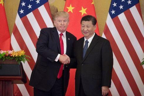 Trump Sebut Xi Jinping Perlu Temui Para Pengunjuk Rasa di Hong Kong