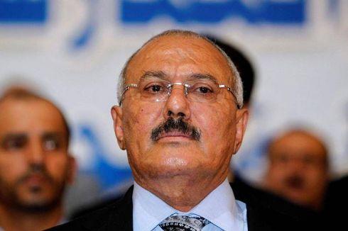 Jenazah Mantan Presiden Yaman Telah Dikubur di Kampung Halamannya