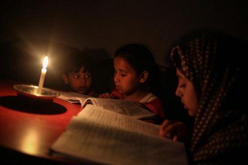 Israel Kembali Memasok Listrik ke Jalur Gaza