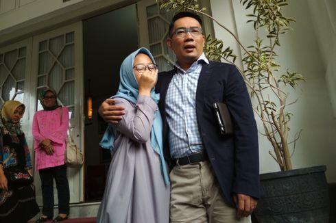 Pesan Ridwan Kamil untuk Calon Penghuni Pendopo Kota Bandung