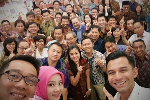 Dukung Ridwan Kamil, Alumni UC Berkeley AS Kumpulkan Rp 1,2 Miliar