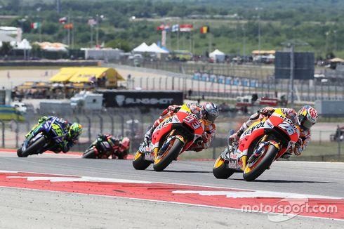 Diprotes Pebalap MotoGP, Sirkuit Austin Baru Mau Direnovasi