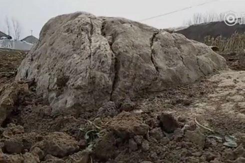 Hanya Setinggi 60 Cm, Tempat di China Ini Tetap Disebut Gunung