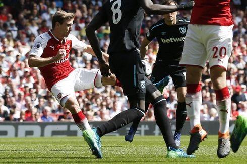 Hasil Liga Inggris, Arsenal Jauhi Burnley