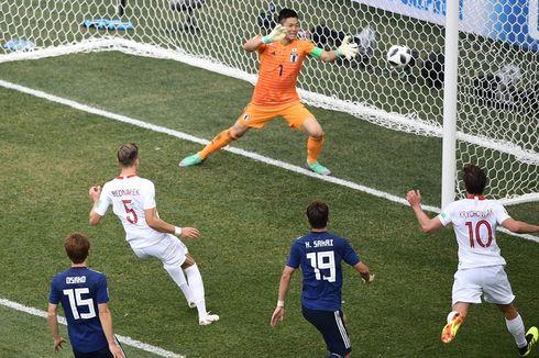 Piala Dunia, Jepang Lolos Bersama Kolombia walau Kalah dari Polandia