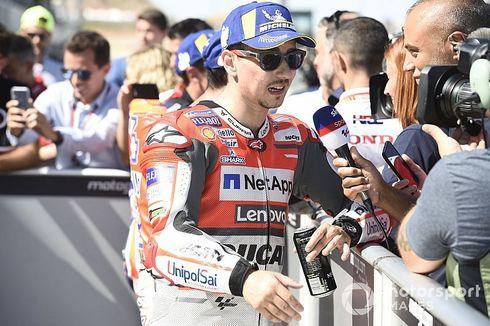 Sudah Lupakan Ducati, Lorenzo Ingin Pensiun di Repsol Honda
