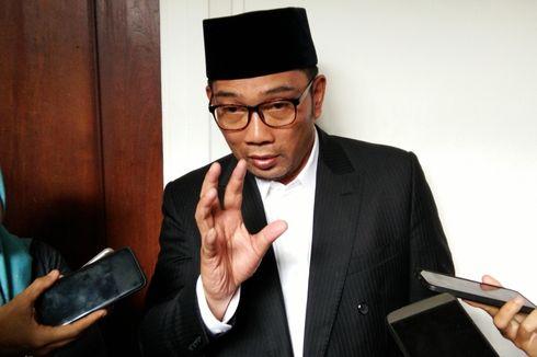 Cegah Korupsi, Ridwan Kamil Minta Daerah di Jabar Terapkan Perizinan Daring