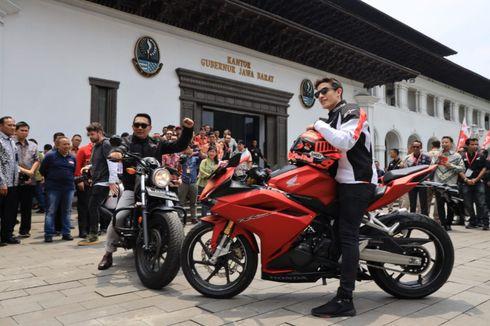 Ternyata, Marc Marquez Berulang Tahun Sehari Setelah Valentino Rossi