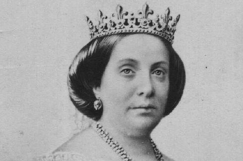 Biografi Tokoh Dunia: Ratu Isabella II, Berkuasa di Spanyol Sejak Balita