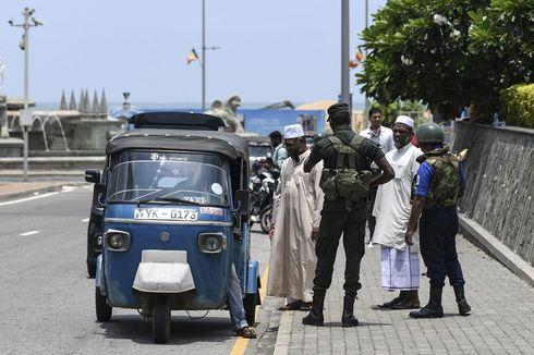Bawa Amunisi dan Peta Gedung Parlemen Sri Lanka, Pria Ini Ditangkap