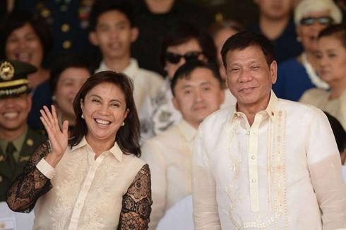 Wapres Filipina Dituduh Ingin Gulingkan Presiden Duterte