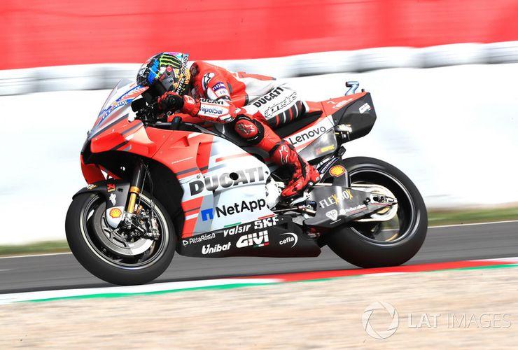 Hasil MotoGP: Lorenzo Menang Lagi, Asapi Marquez dan Rossi